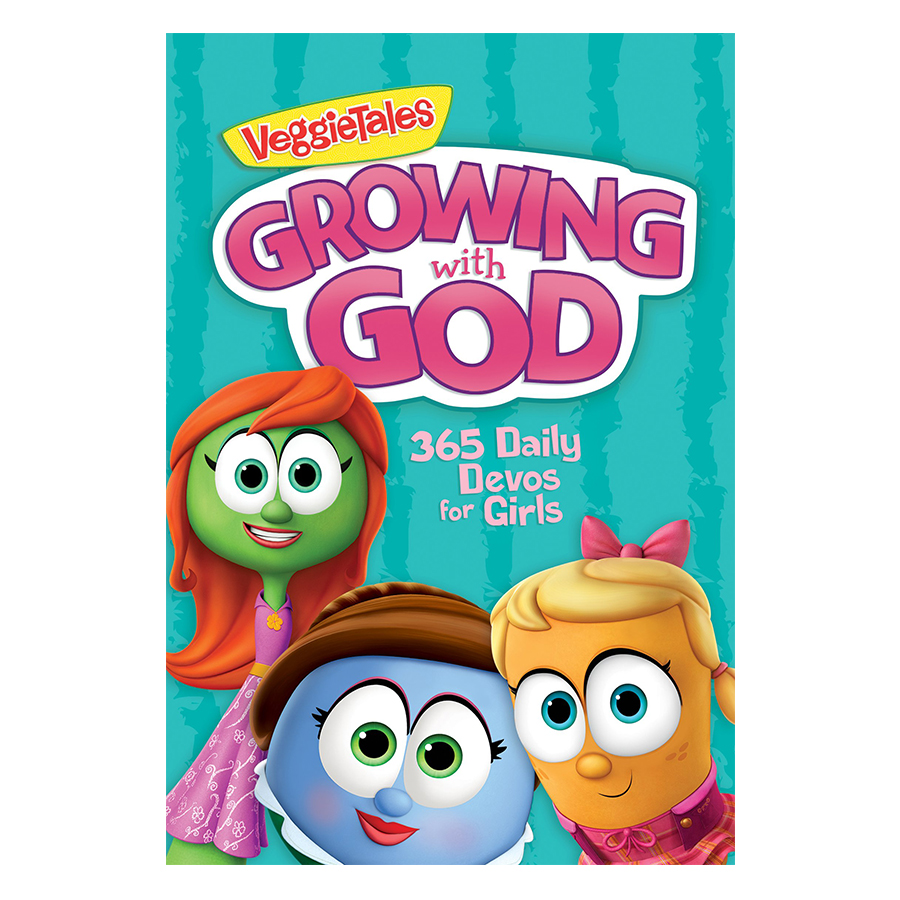 Growing With God - 365 Girls Daily Devo