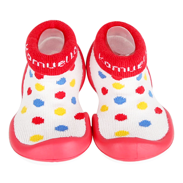 Giày Tất Cao Su Bé Gái Mini Candy