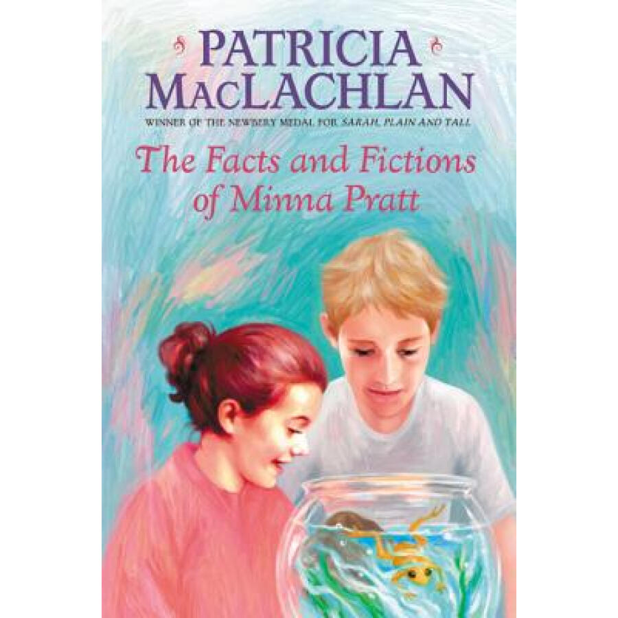 The Facts and Fictions of Minna Pratt (Charlotte Zolotow Books)