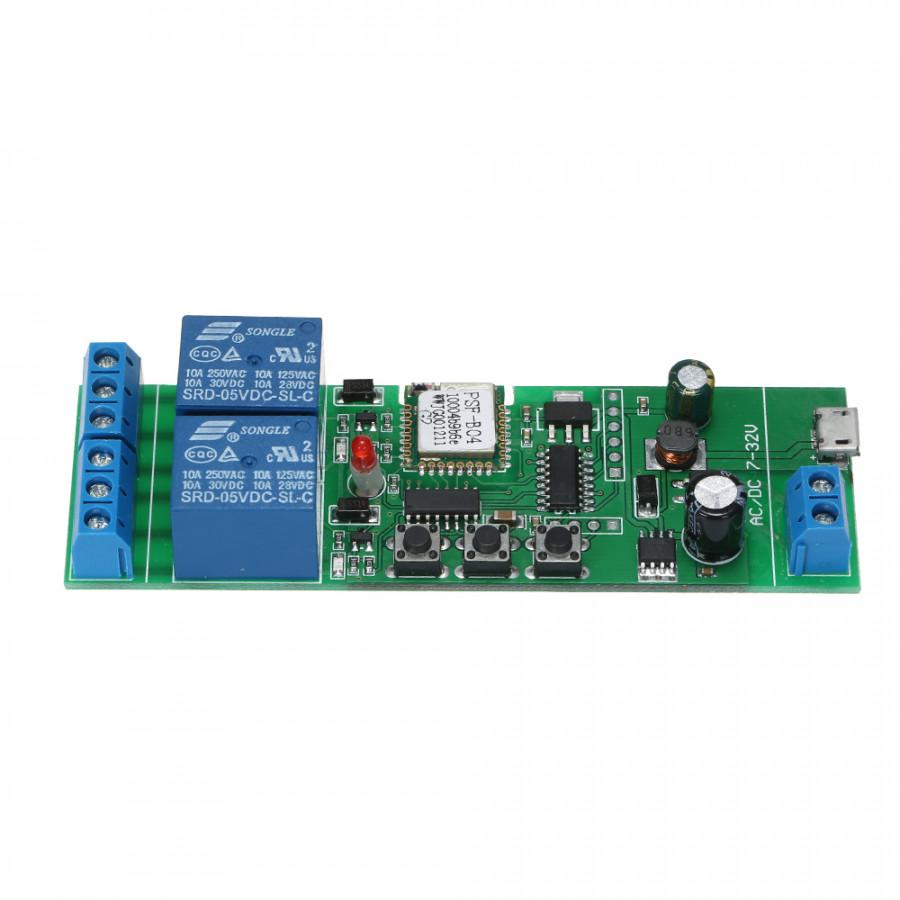 Công Tắc Cảm Ứng Wifi Thông Minh EWeLink (2CH USB DC5V/7-32V)