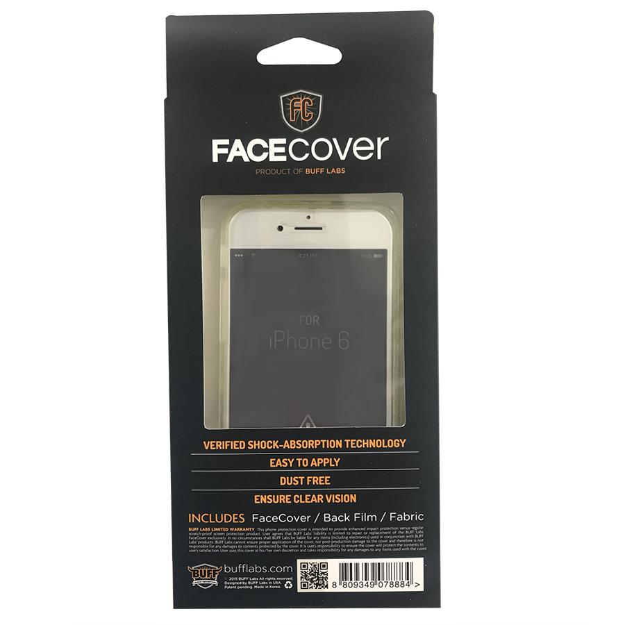 Ốp Chống Va Đập Buff Labs (Facecover) Dành Cho Iphone 6, 6S
