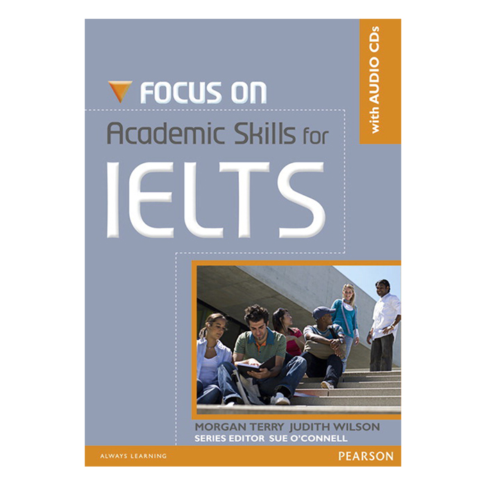 Focus On Academic Skills For IELTS: Coursebook + iTests CD-ROM Pack