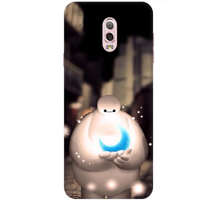Ốp lưng dành cho điện thoại  SAMSUNG GALAXY J7 PLUS hình Big Hero Mẫu 05