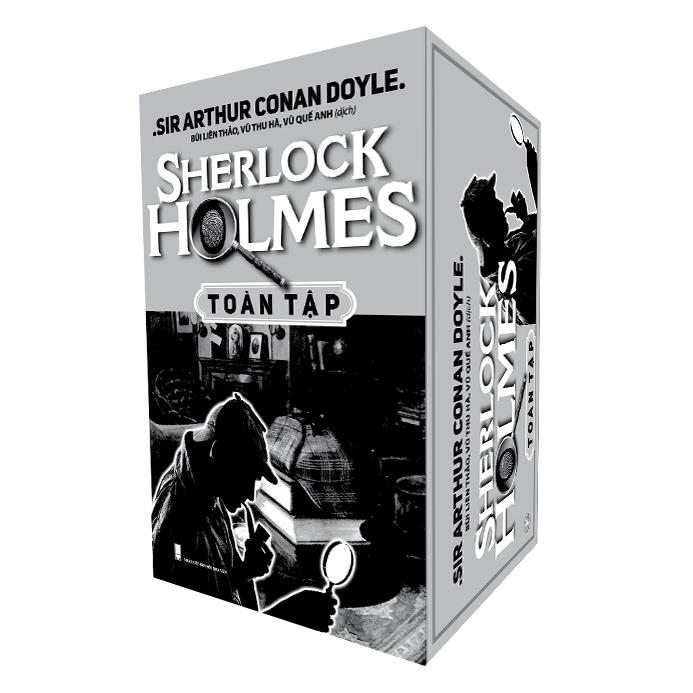 Combo Sherlock Holmes Toàn Tập (Trọn Bộ 3 Tập) - Hộp Gỗ - 5236257 , 3636722016226 , 62_12772154 , 522000 , Combo-Sherlock-Holmes-Toan-Tap-Tron-Bo-3-Tap-Hop-Go-62_12772154 , tiki.vn , Combo Sherlock Holmes Toàn Tập (Trọn Bộ 3 Tập) - Hộp Gỗ