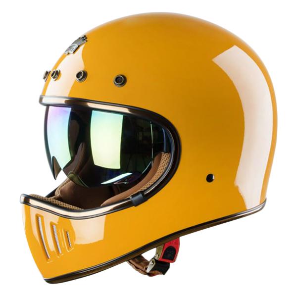 Mũ Bảo Hiểm Royal M141 Kính Âm