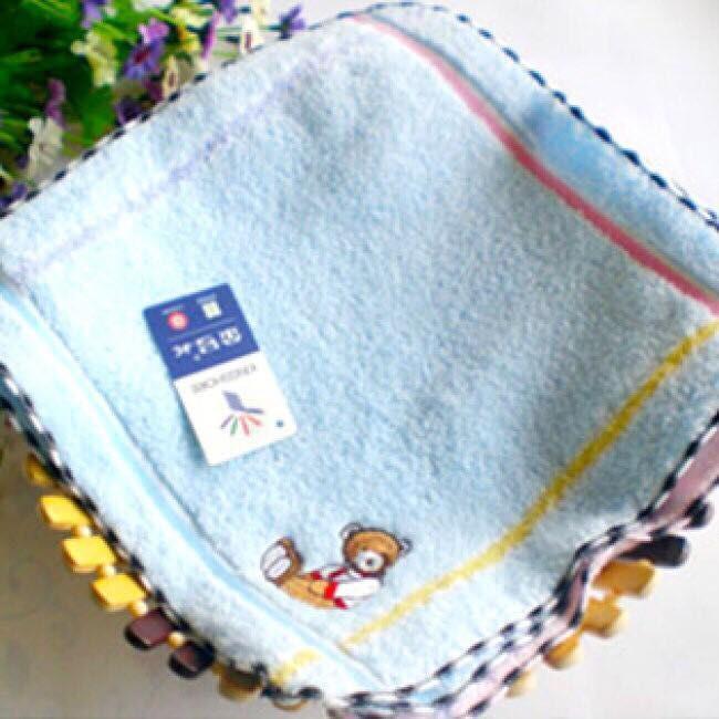 Combo 10 Khăn Mặt Cotton Mềm Mại Cho Bé