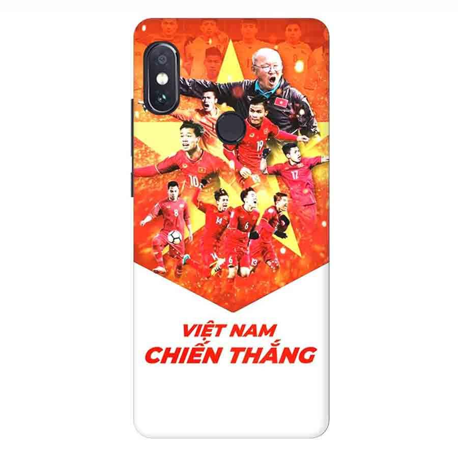 Ốp Lưng Dành Cho Xiaomi Note 5 Pro AFF Cup Đội Tuyển Việt Nam - Mẫu 4
