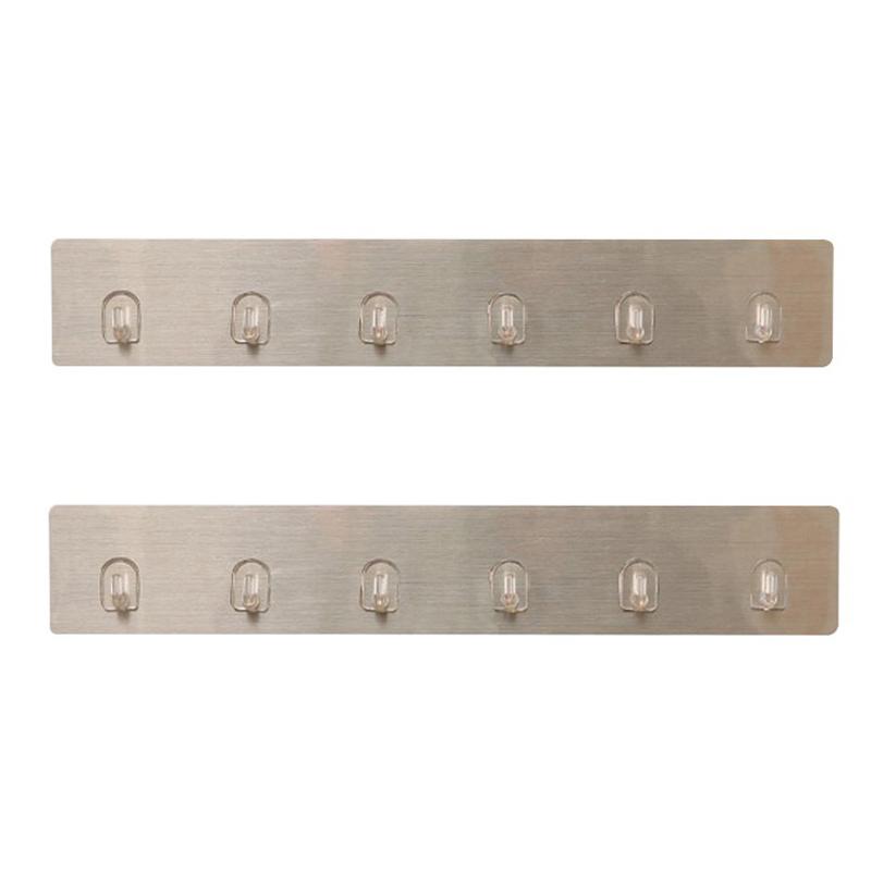 Combo 2 cái thanh treo dán tường siêu dính