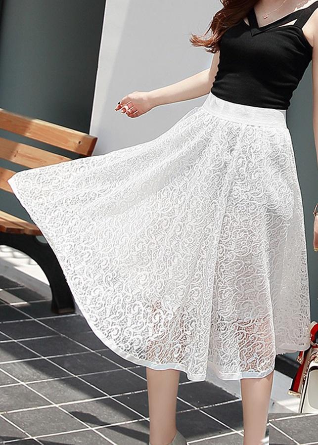 Chân váy xòe nữ cv18