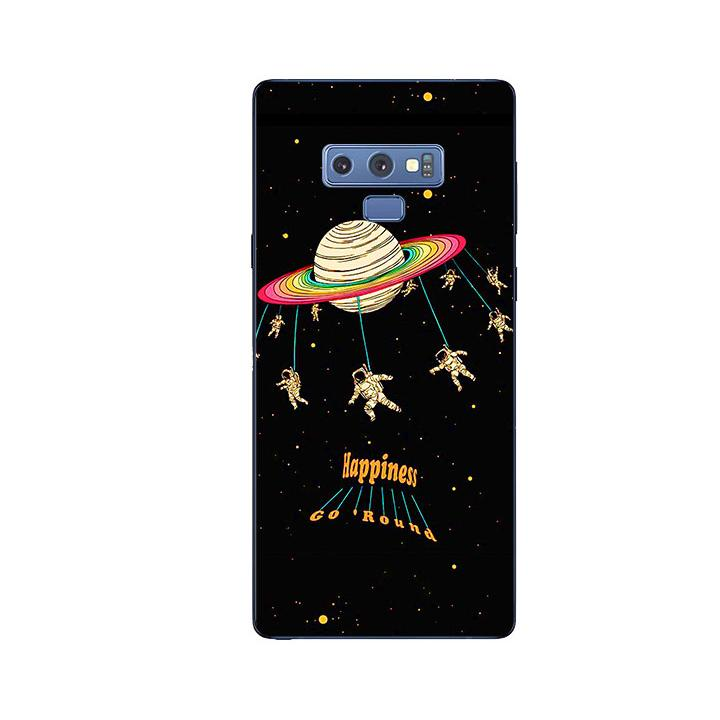 Ốp Lưng Dẻo Cho Điện thoại Samsung Galaxy Note 9 - Space 01