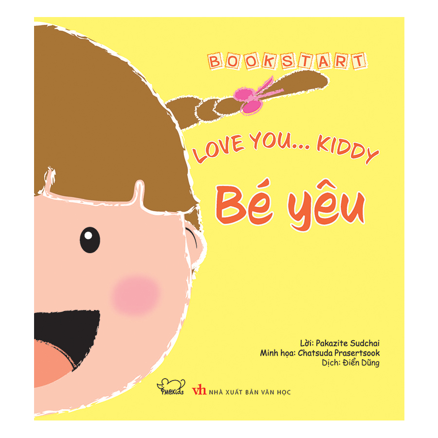 Love You... Kiddy - Bé Yêu