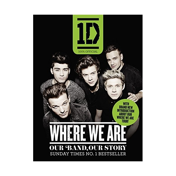 One Direction: Where We Are (100% Official):