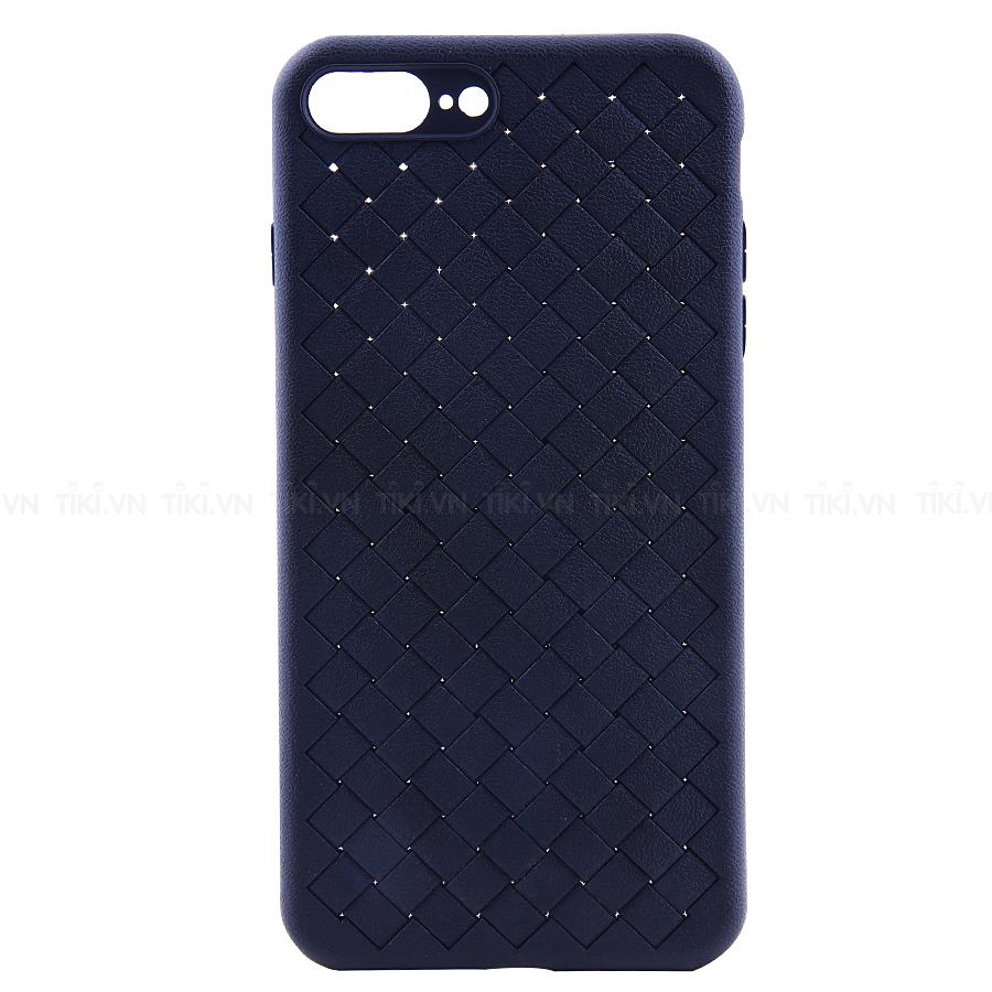 Ốp Lưng Dành Cho iPhone 7 Plus/ 8 Plus Lưới Đan Chéo Tản Nhiệt Cao Cấp