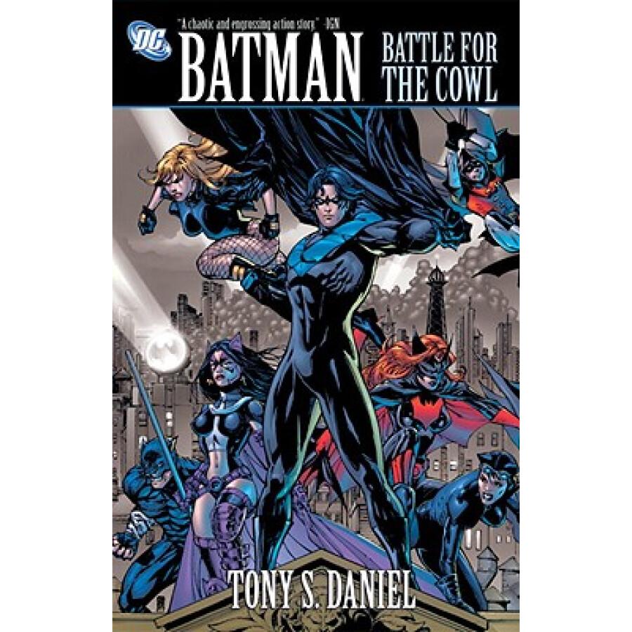 Batman: Battle for the Cowl - 1319042 , 2772482805067 , 62_5308907 , 1640000 , Batman-Battle-for-the-Cowl-62_5308907 , tiki.vn , Batman: Battle for the Cowl