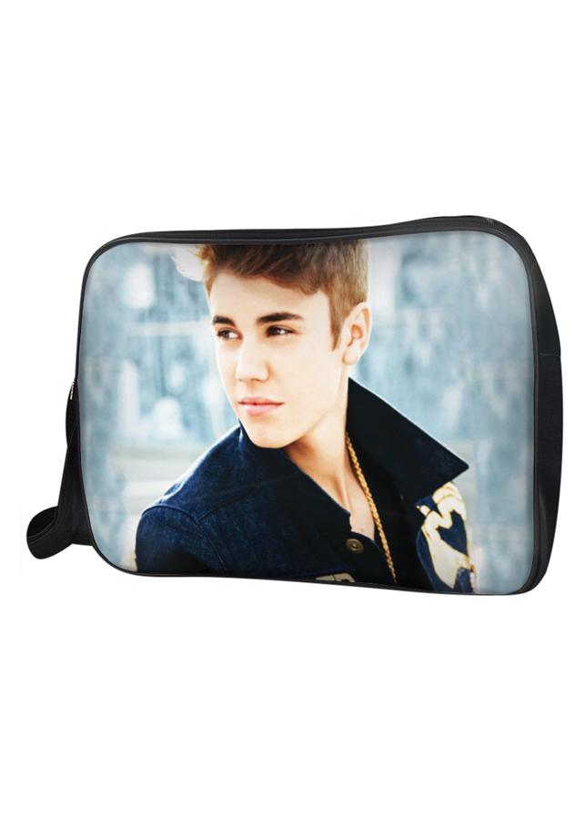 Túi Đeo Chéo Hộp Unisex Justin Bieber - Tcup017