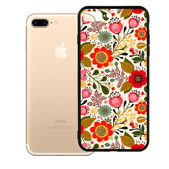 Ốp lưng viền TPU cao cấp dành cho iPhone 7 Plus - Flower 04 - 1016032 , 5451473593493 , 62_15033087 , 200000 , Op-lung-vien-TPU-cao-cap-danh-cho-iPhone-7-Plus-Flower-04-62_15033087 , tiki.vn , Ốp lưng viền TPU cao cấp dành cho iPhone 7 Plus - Flower 04