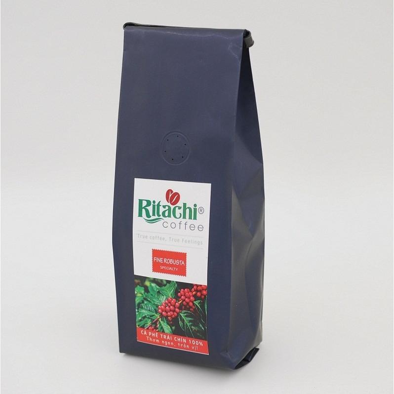 Cà phê TRÁI CHÍN FINE ROBUSTA 250G – RITACHI COFFEE
