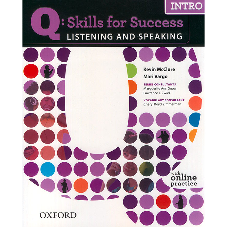 Q: Skills For Success Listening And Speaking Intro: Student Book With Online Practice