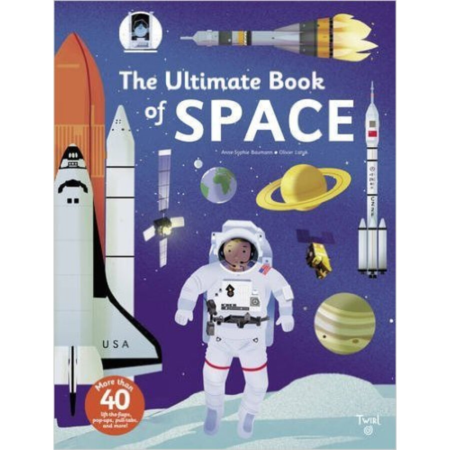 The Ultimate Book of Space - 1231231 , 8785895444116 , 62_5252593 , 509000 , The-Ultimate-Book-of-Space-62_5252593 , tiki.vn , The Ultimate Book of Space