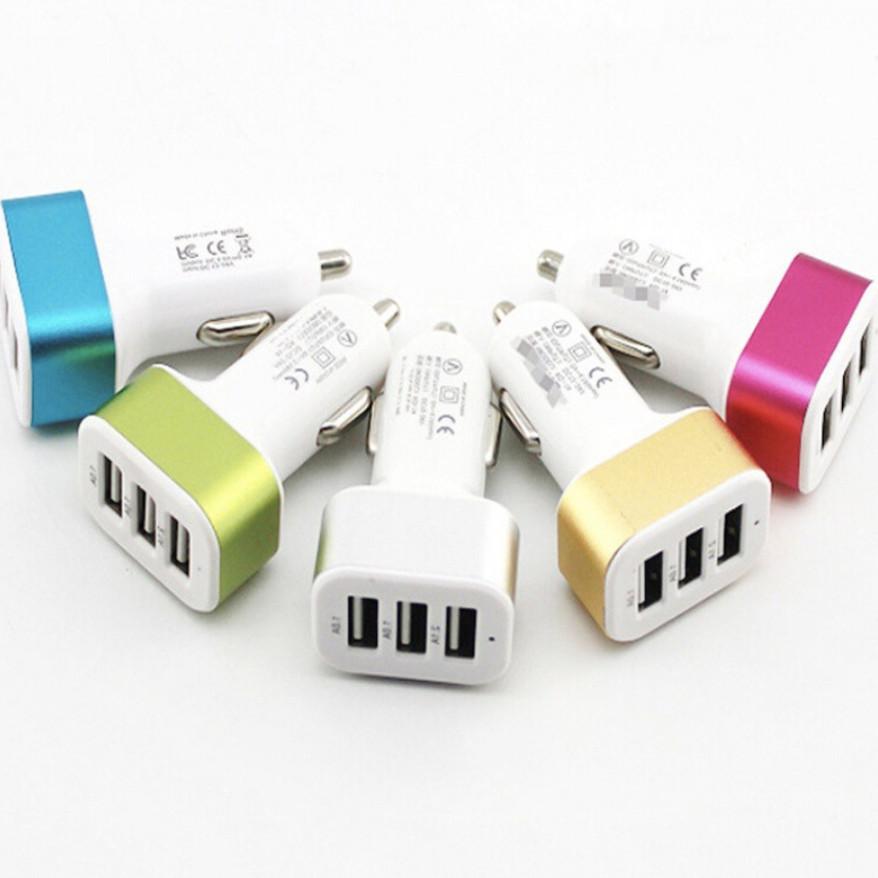 Bộ Chia Tẩu Sạc Xe Hơi - Bộ Chia Tẩu Sạc 3 Cổng USB ( Phát Màu Ngẫu Nhiên ) - 1843541 , 7337611754767 , 62_13909946 , 150000 , Bo-Chia-Tau-Sac-Xe-Hoi-Bo-Chia-Tau-Sac-3-Cong-USB-Phat-Mau-Ngau-Nhien--62_13909946 , tiki.vn , Bộ Chia Tẩu Sạc Xe Hơi - Bộ Chia Tẩu Sạc 3 Cổng USB ( Phát Màu Ngẫu Nhiên )