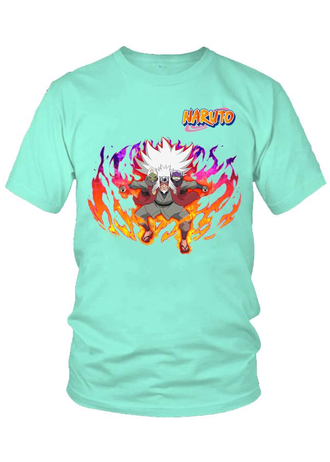 Áo thun nam Naruto Jiraiya đẹp M9 - 858010 , 2311255271908 , 62_14345542 , 199000 , Ao-thun-nam-Naruto-Jiraiya-dep-M9-62_14345542 , tiki.vn , Áo thun nam Naruto Jiraiya đẹp M9