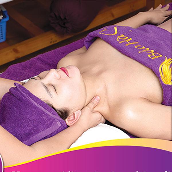 Bảo Hà Spa - Dịch Vụ Massage Cổ Vai Gáy (45 Phút / Lần)