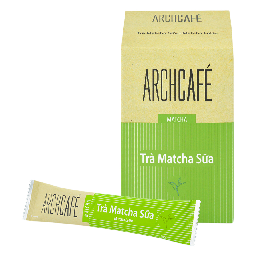 Matcha Sữa Archcafé (12 gói x 11g) - 995409 , 8936089173118 , 62_2679371 , 78000 , Matcha-Sua-Archcafe-12-goi-x-11g-62_2679371 , tiki.vn , Matcha Sữa Archcafé (12 gói x 11g)