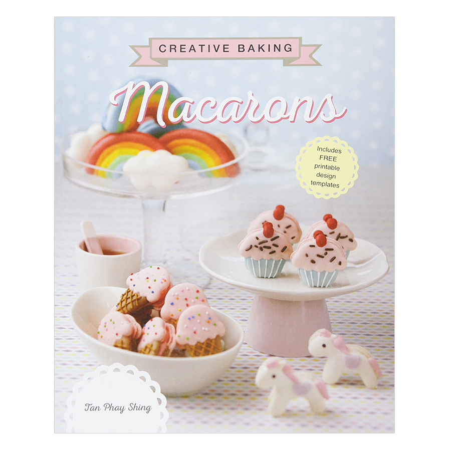 Creative Baking: Macarons