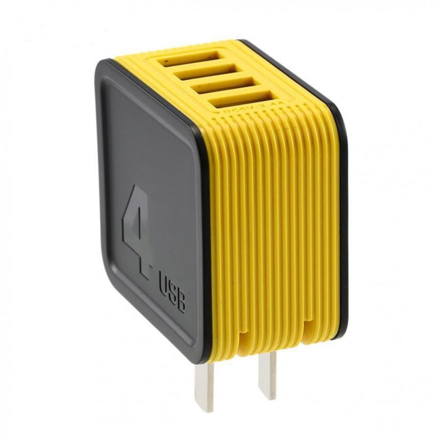 CỦ SẠC 4 CỔNG USB 3.4A Remax RB-U40 - Sạc Nhanh - Chính Hãng - 2253844 , 2565760508886 , 62_14450166 , 599000 , CU-SAC-4-CONG-USB-3.4A-Remax-RB-U40-Sac-Nhanh-Chinh-Hang-62_14450166 , tiki.vn , CỦ SẠC 4 CỔNG USB 3.4A Remax RB-U40 - Sạc Nhanh - Chính Hãng