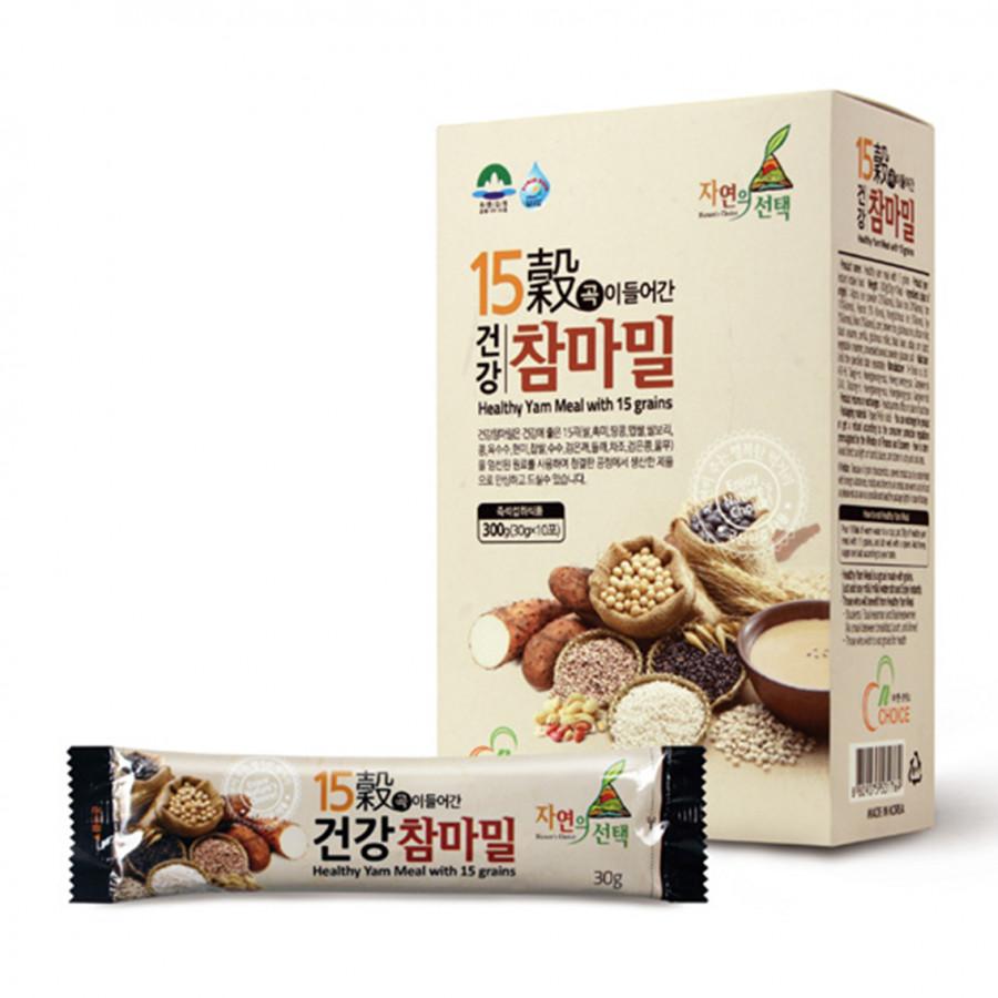 Ngũ cốc 15 Loại củ quả Chính hiệu Hàn Quốc