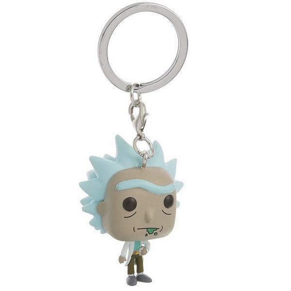 Móc Khóa Siêu Anh Hùng Rick