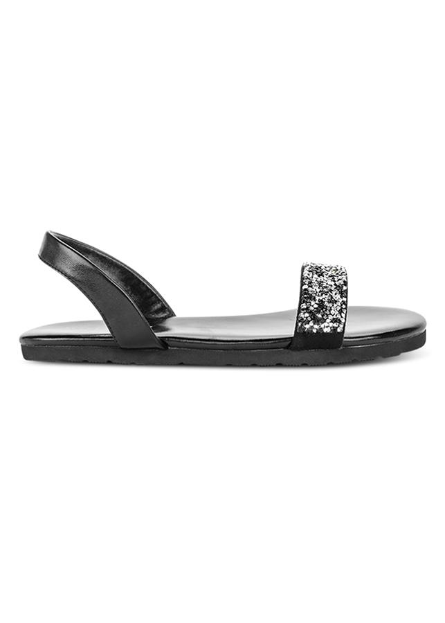 Giày Xăng Đan Nữ Holster Star - Black