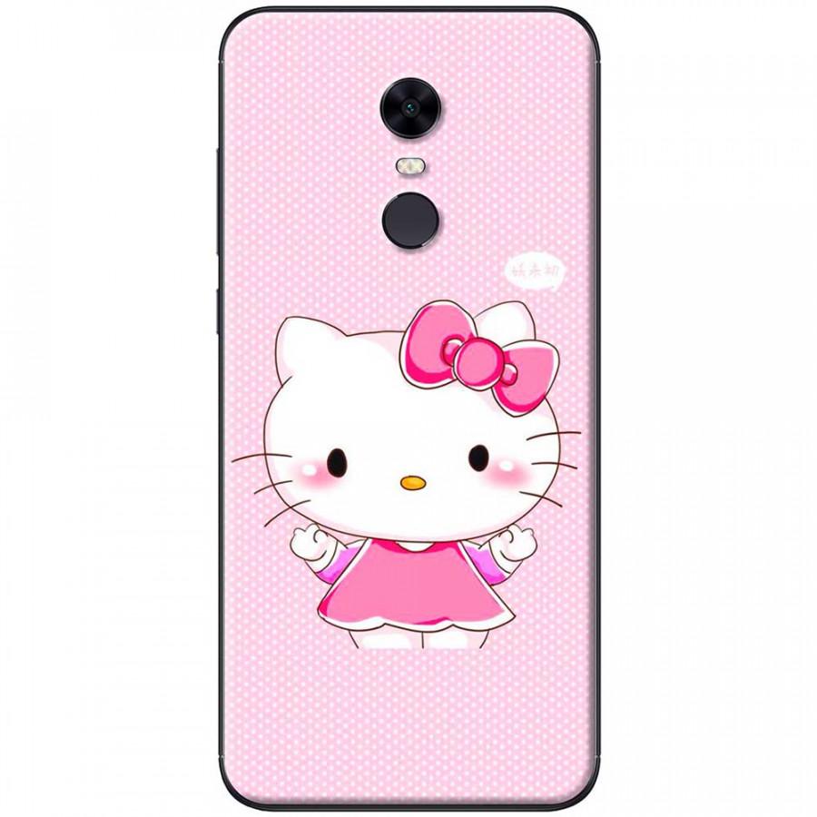 Ốp lưng dành cho Xiaomi Redmi 5 Plus mẫu Mèo nền hồng - 1856002 , 2102562011451 , 62_14029932 , 150000 , Op-lung-danh-cho-Xiaomi-Redmi-5-Plus-mau-Meo-nen-hong-62_14029932 , tiki.vn , Ốp lưng dành cho Xiaomi Redmi 5 Plus mẫu Mèo nền hồng