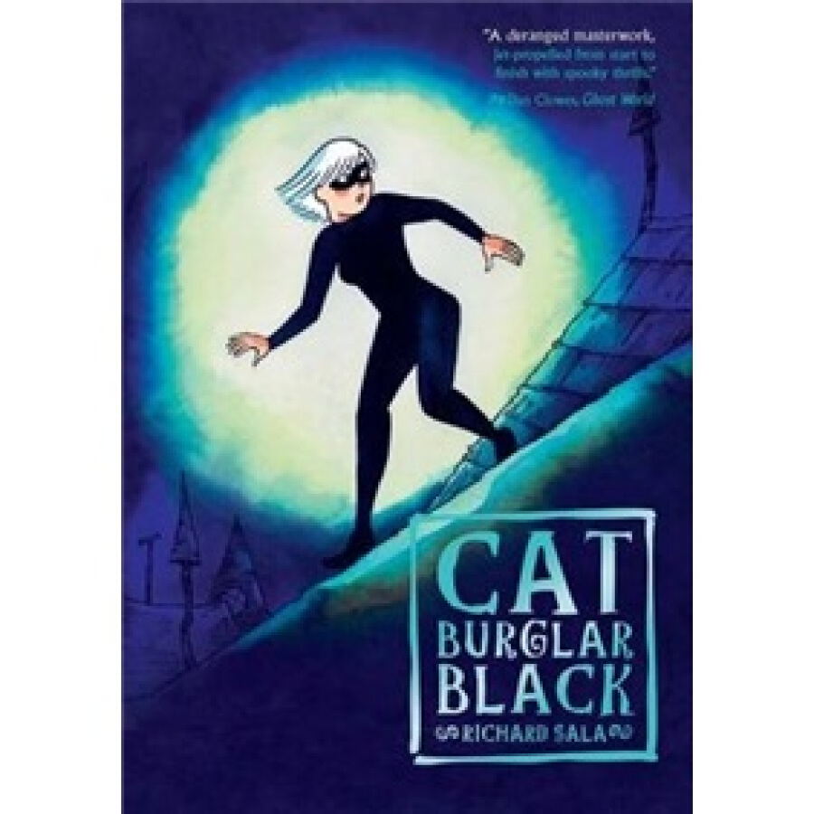 Cat Burglar Black - 1231188 , 7943902005007 , 62_5252377 , 348000 , Cat-Burglar-Black-62_5252377 , tiki.vn , Cat Burglar Black