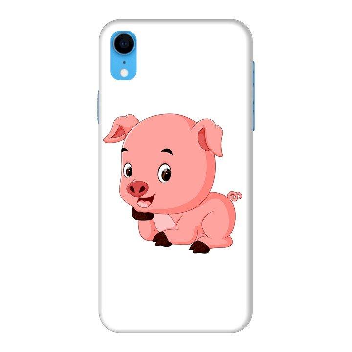 Ốp lưng dành cho điện thoại iPhone XR - X/XS - XS MAX - Pig Pig 1