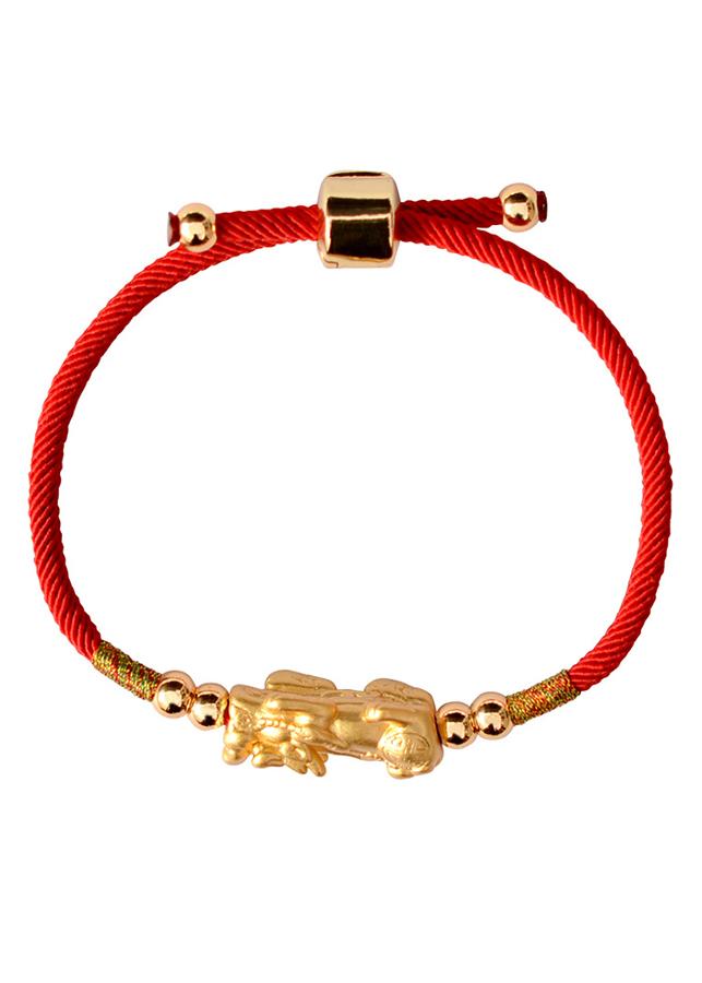 Vòng Tay Tỳ Hưu Thiên Lộc Dây Đỏ May Mắn Showfay Jewelry - 897601 , 6041954429770 , 62_4418399 , 300000 , Vong-Tay-Ty-Huu-Thien-Loc-Day-Do-May-Man-Showfay-Jewelry-62_4418399 , tiki.vn , Vòng Tay Tỳ Hưu Thiên Lộc Dây Đỏ May Mắn Showfay Jewelry
