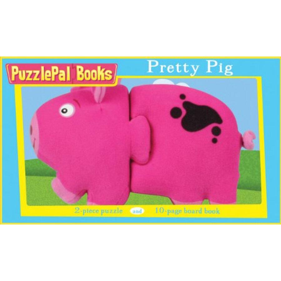 PuzzlePal Books: Pretty Pig - 1231160 , 4692958720886 , 62_5252225 , 1835000 , PuzzlePal-Books-Pretty-Pig-62_5252225 , tiki.vn , PuzzlePal Books: Pretty Pig