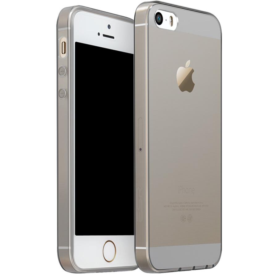 Ốp Lưng Trơn Silicon ESR dành cho IPhone SE / 5s / 5S - Đen Cola - 9404105 , 3138935978129 , 62_2951607 , 90000 , Op-Lung-Tron-Silicon-ESR-danh-cho-IPhone-SE--5s--5S-Den-Cola-62_2951607 , tiki.vn , Ốp Lưng Trơn Silicon ESR dành cho IPhone SE / 5s / 5S - Đen Cola