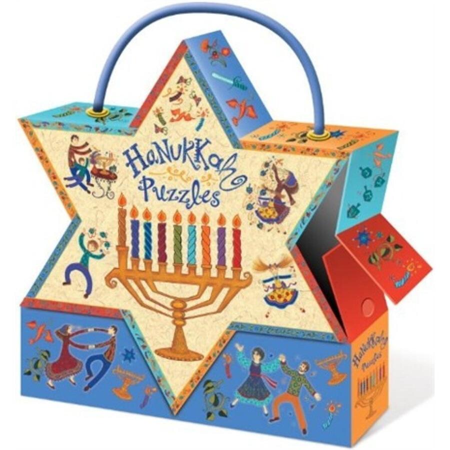 Hanukkah Puzzles - 1222250 , 3551761563640 , 62_5225157 , 1532000 , Hanukkah-Puzzles-62_5225157 , tiki.vn , Hanukkah Puzzles