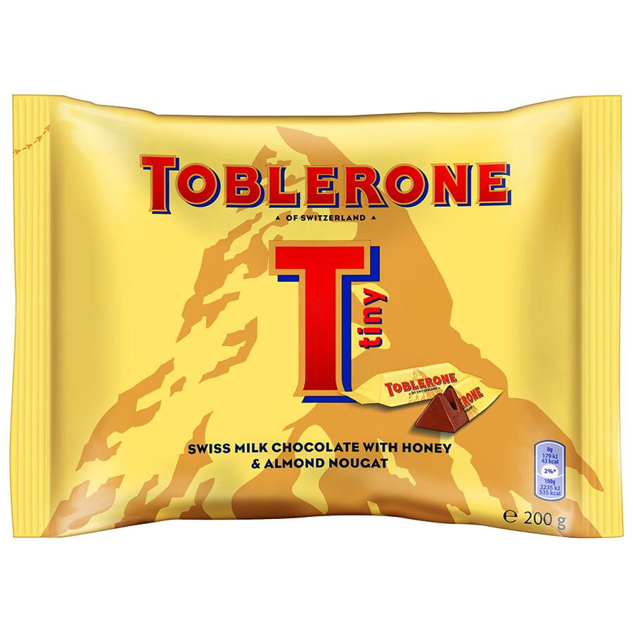 Socola Sữa Toblerone Mật Ong  Hạnh Nhân - Thụy Sĩ - 1220394 , 5719633373904 , 62_5207593 , 116500 , Socola-Sua-Toblerone-Mat-Ong-Hanh-Nhan-Thuy-Si-62_5207593 , tiki.vn , Socola Sữa Toblerone Mật Ong  Hạnh Nhân - Thụy Sĩ