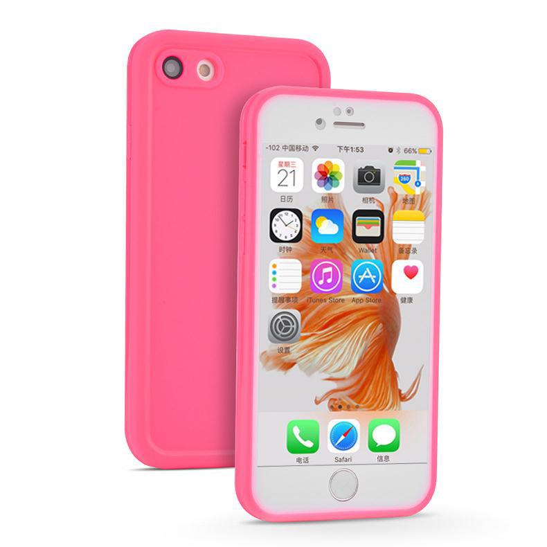 Ốp Lưng Chống Nước iPhone 7 Plus Hỗ Trợ Vân Tay - 9650510 , 3357075854456 , 62_15927812 , 199500 , Op-Lung-Chong-Nuoc-iPhone-7-Plus-Ho-Tro-Van-Tay-62_15927812 , tiki.vn , Ốp Lưng Chống Nước iPhone 7 Plus Hỗ Trợ Vân Tay