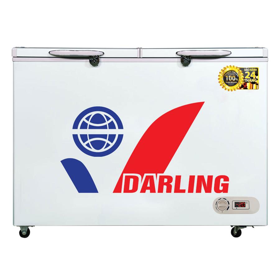 Tủ Đông Darling DMF-3699WXL (354L) - 893677 , 4589799976193 , 62_1607993 , 7890000 , Tu-Dong-Darling-DMF-3699WXL-354L-62_1607993 , tiki.vn , Tủ Đông Darling DMF-3699WXL (354L)