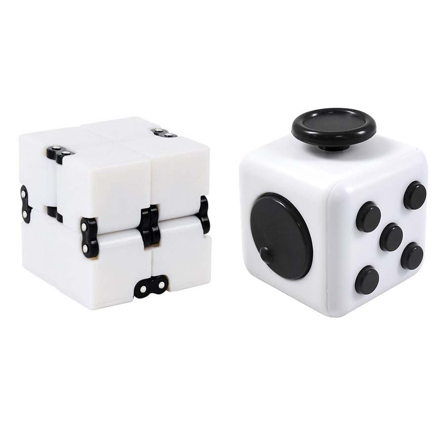 Combo giảm stress Fidget Cube +  Infinity Cube Vô Cực Thần Kỳ (màu ngẫu nhiên) - 1633428 , 6310633571957 , 62_11341599 , 180000 , Combo-giam-stress-Fidget-Cube-Infinity-Cube-Vo-Cuc-Than-Ky-mau-ngau-nhien-62_11341599 , tiki.vn , Combo giảm stress Fidget Cube +  Infinity Cube Vô Cực Thần Kỳ (màu ngẫu nhiên)