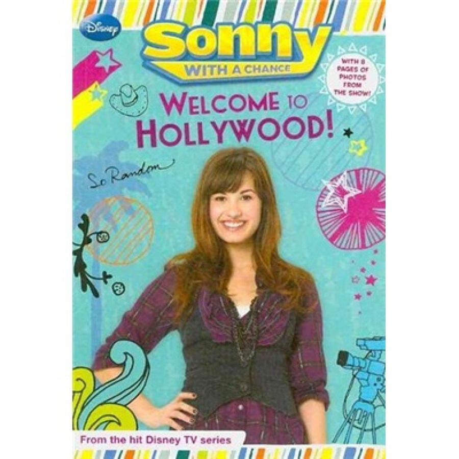 Sonny With A Chance : Welcome to Hollywood!