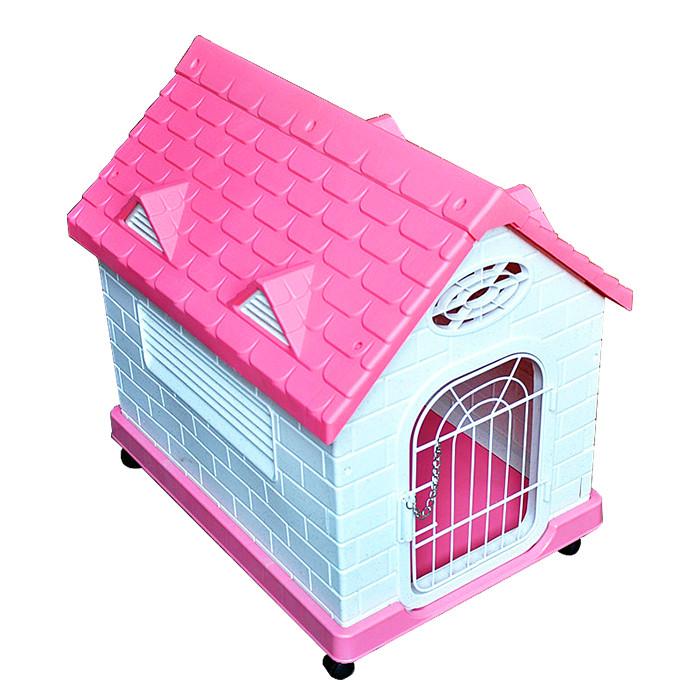 Nhà nhựa cho chó ( 67x48x66)