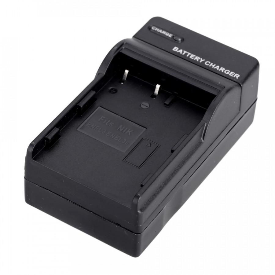 Bộ Sạc Pin Cho Nikon EN-EL3 D100-300 D50-90