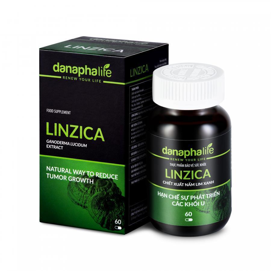 Thực phẩm chức năng Viên LINZICA - Chiết xuất Nấm lim xanh tăng cường hệ miễn dịch. - 1007201 , 4368538050918 , 62_2787859 , 638000 , Thuc-pham-chuc-nang-Vien-LINZICA-Chiet-xuat-Nam-lim-xanh-tang-cuong-he-mien-dich.-62_2787859 , tiki.vn , Thực phẩm chức năng Viên LINZICA - Chiết xuất Nấm lim xanh tăng cường hệ miễn dịch.