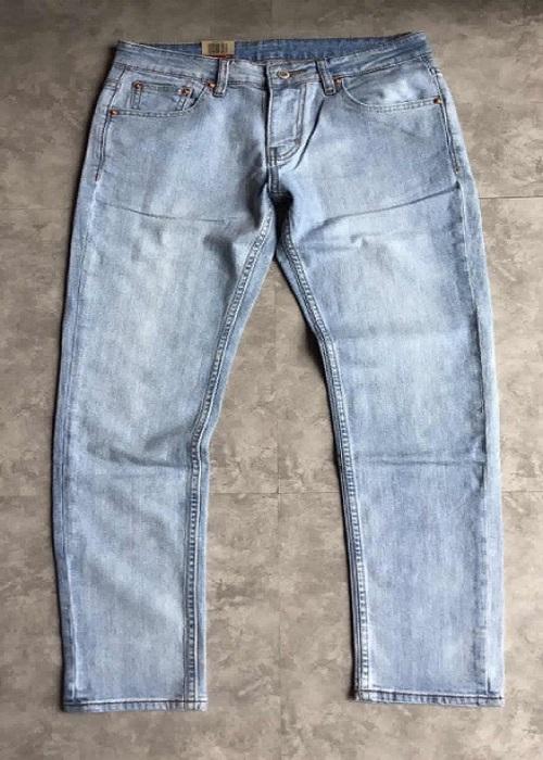 Quần Jean nam thời trang cá tính LV03