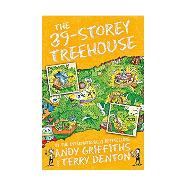 The 39-Storey Treehouse (The Treehouse Books) Paperback - 1096330 , 3517751181270 , 62_3896017 , 198000 , The-39-Storey-Treehouse-The-Treehouse-Books-Paperback-62_3896017 , tiki.vn , The 39-Storey Treehouse (The Treehouse Books) Paperback