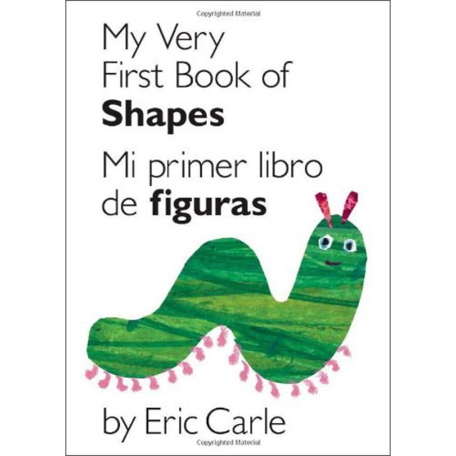My Very First Book of Shapes / Mi primer libro de figuras: Bilingual Edition (Spanish Edition) - 1234741 , 5733380423422 , 62_5261583 , 136000 , My-Very-First-Book-of-Shapes--Mi-primer-libro-de-figuras-Bilingual-Edition-Spanish-Edition-62_5261583 , tiki.vn , My Very First Book of Shapes / Mi primer libro de figuras: Bilingual Edition (Spanish Ed